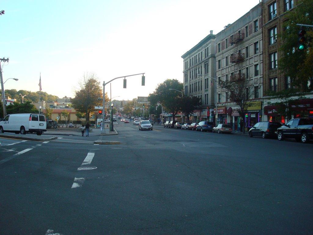 S.Broadway, Йонкерс
