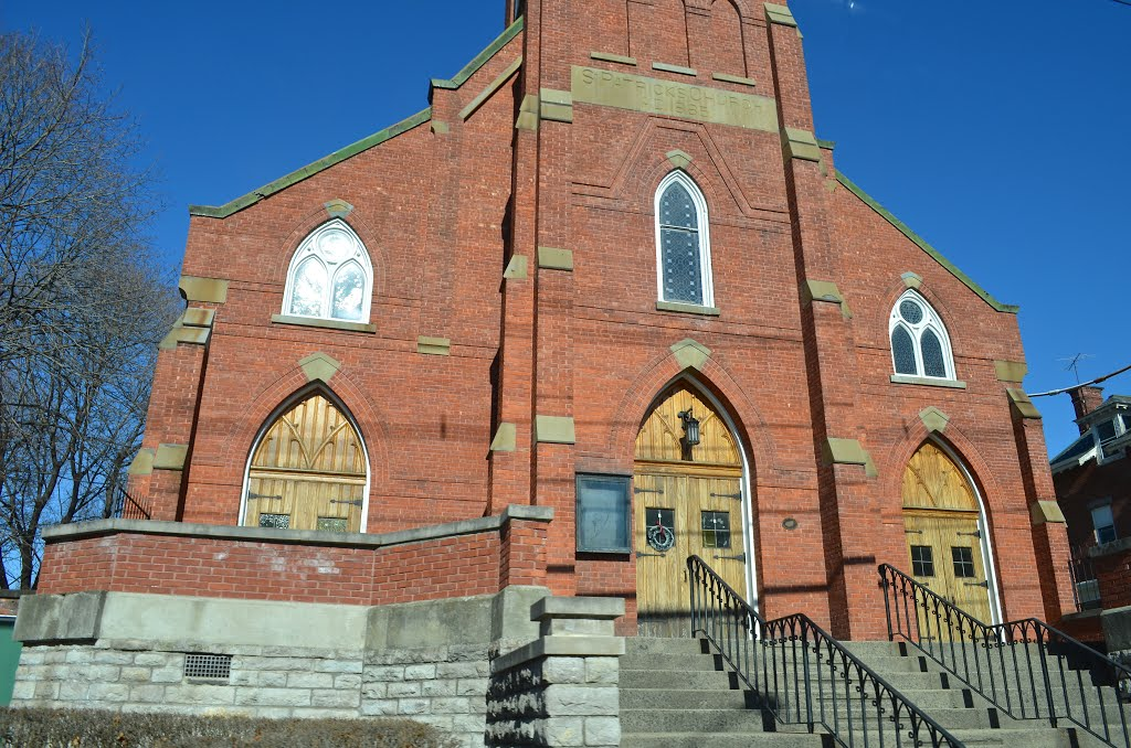 St. Patricks Church, Катскилл