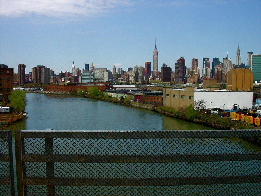 new york east side (from brooklyn), Квинс