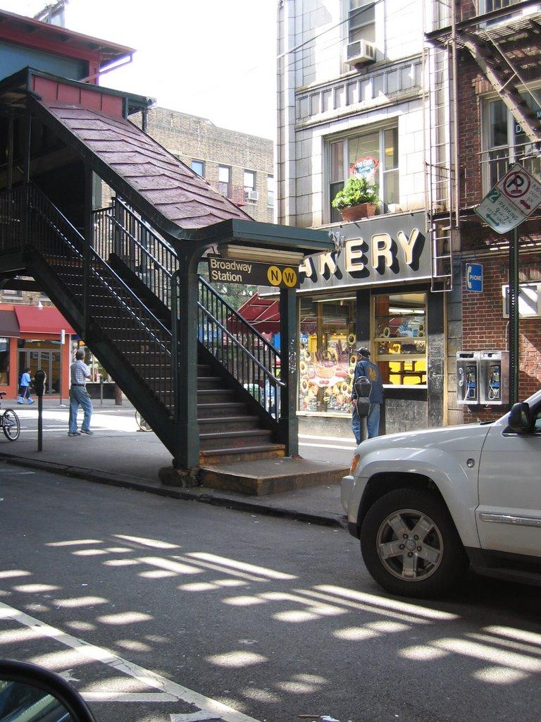 Broadway Station, 31.Street, Queens, Квинс