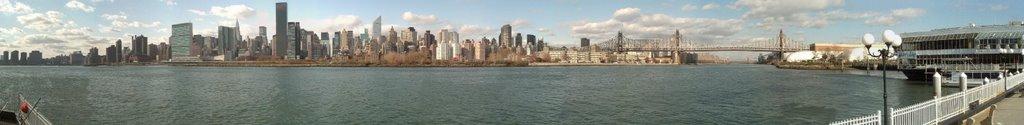 New York City Panorama, Квинс