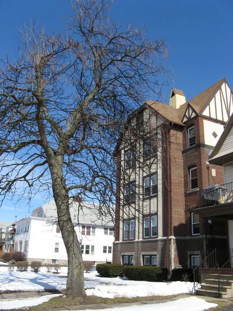 Colvin Apartments, Кенмор