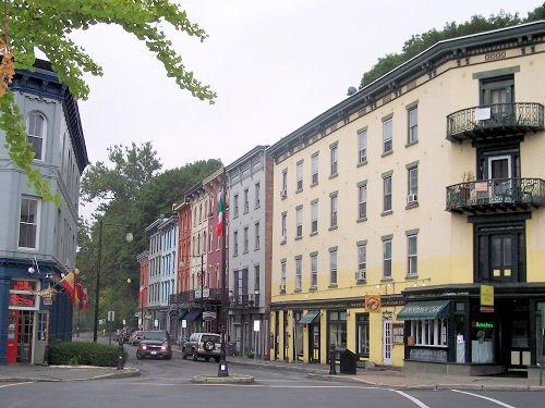 Rondout-West Strand Historical District, Kingston, NY, Кингстон