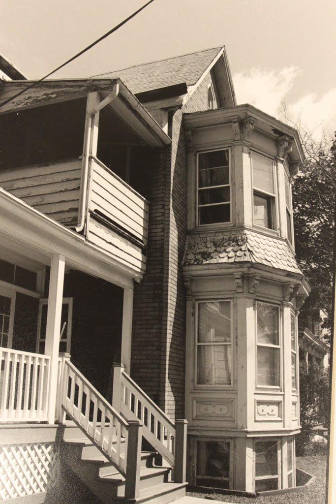 45 Franklin St. (late 80s), Кингстон