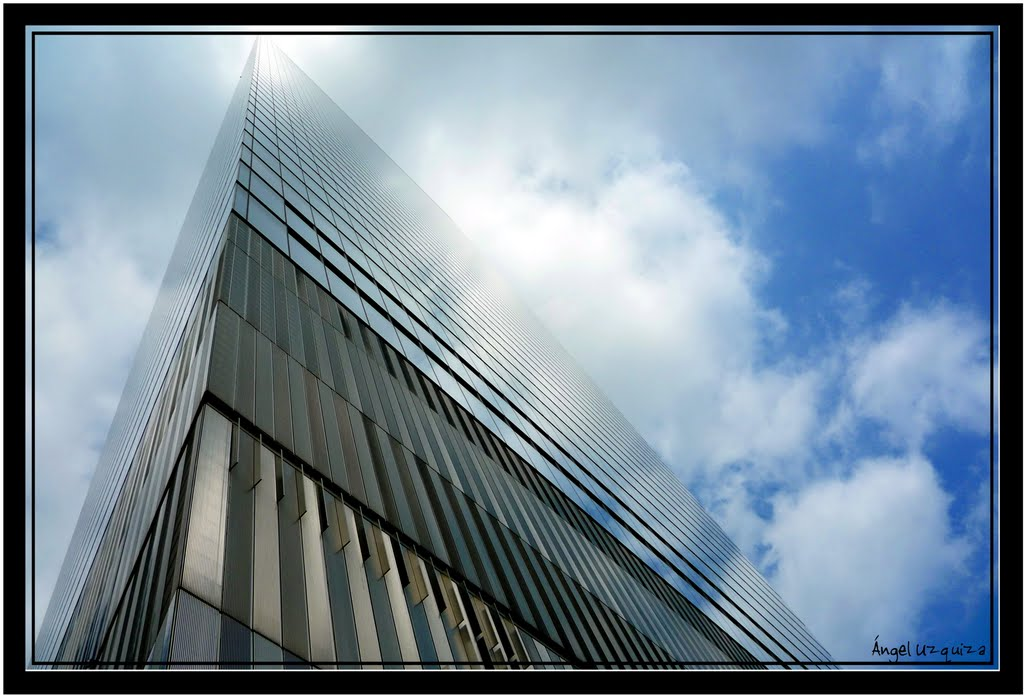 Tocaré el cielo otra vez...- I will touch the sky again... - Building - New York - NY, Кларк-Миллс