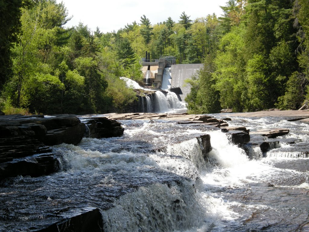 Kent Falls Dam, Клинтон