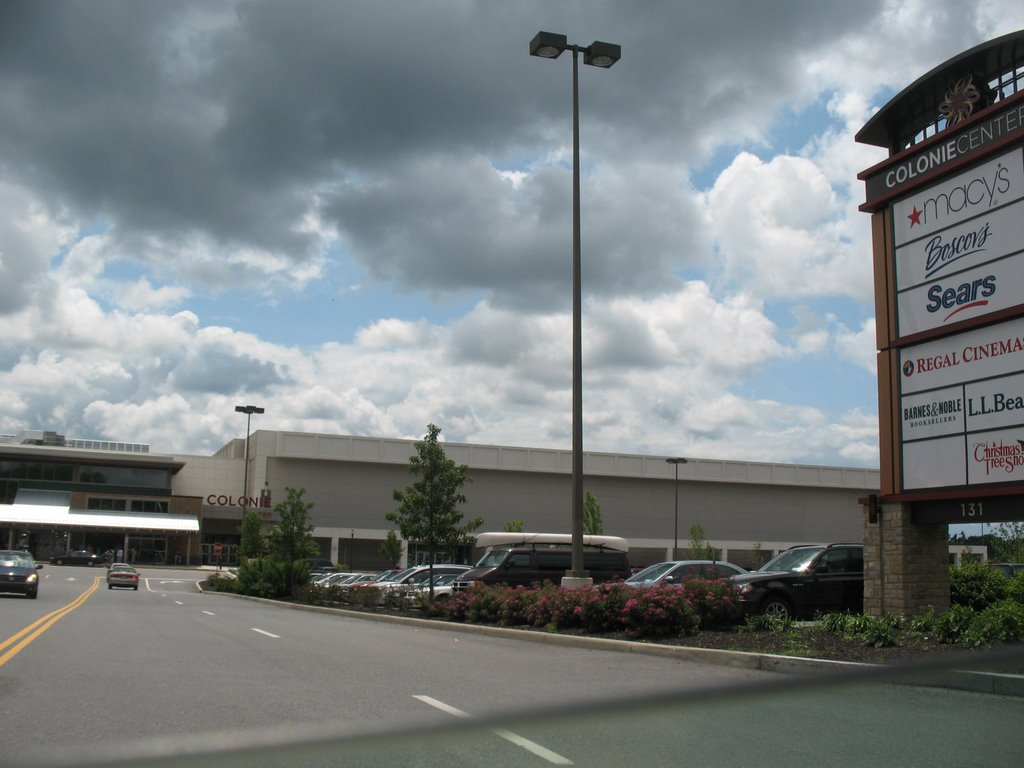 Colonie Center, Колони