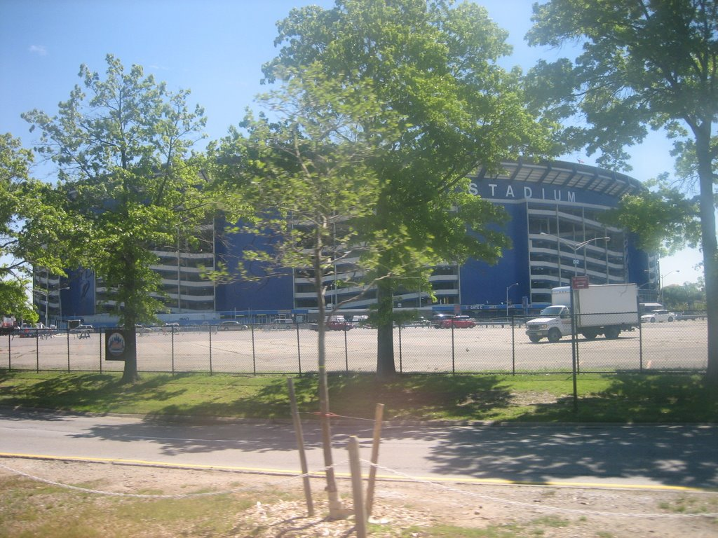 New York 2006 - Shea Stadium - Mets MLB, Корона