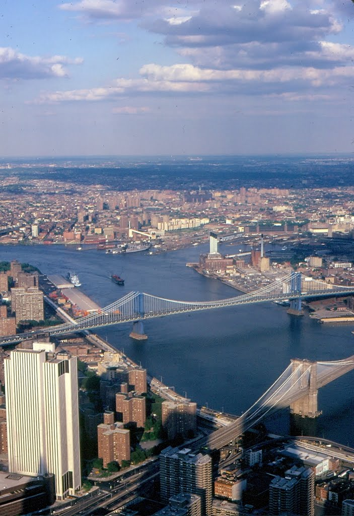 East River New York, Кохоэс