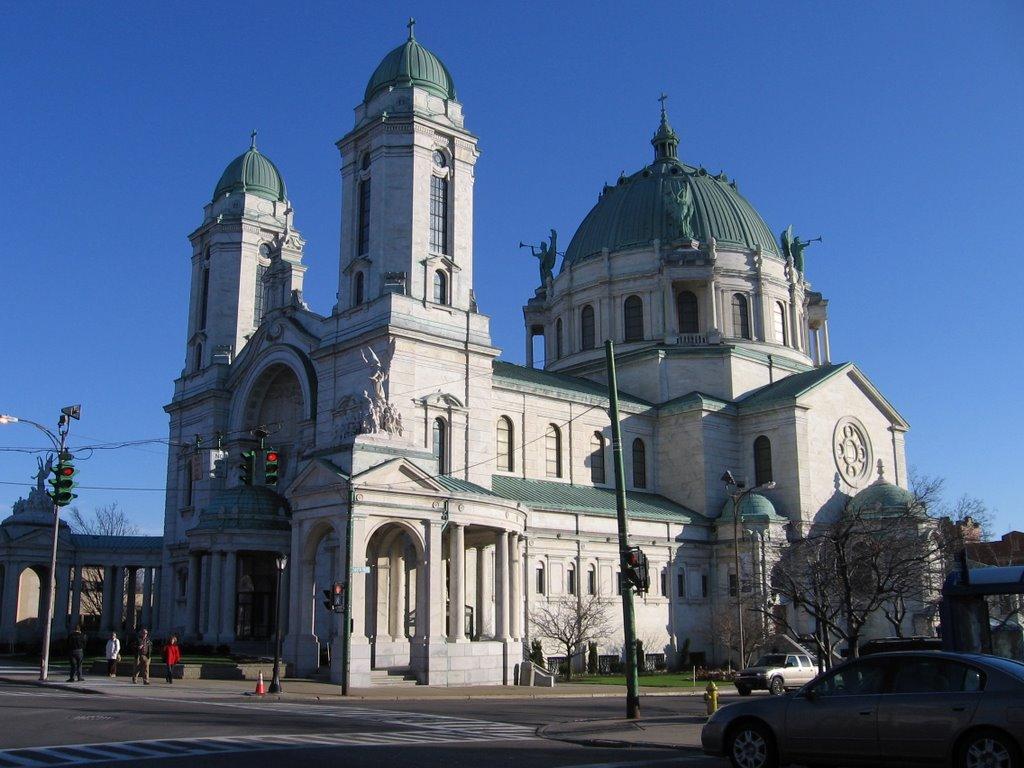Our Lady of Victory Basilica, Лакаванна