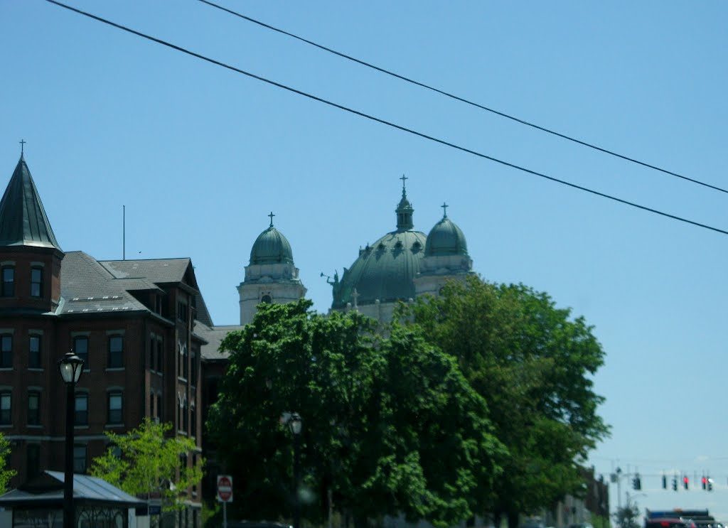 Our Lady of Victory Church  Lackawanna,NY, Лакаванна