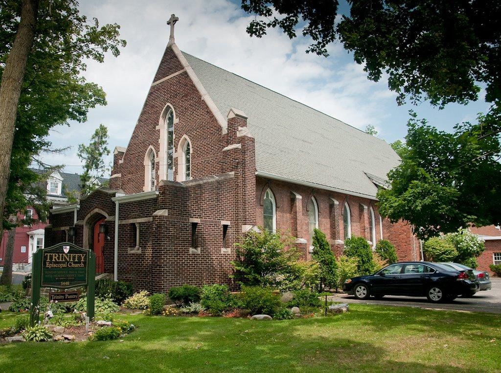 Trinity Episcopal Church, Ланкастер