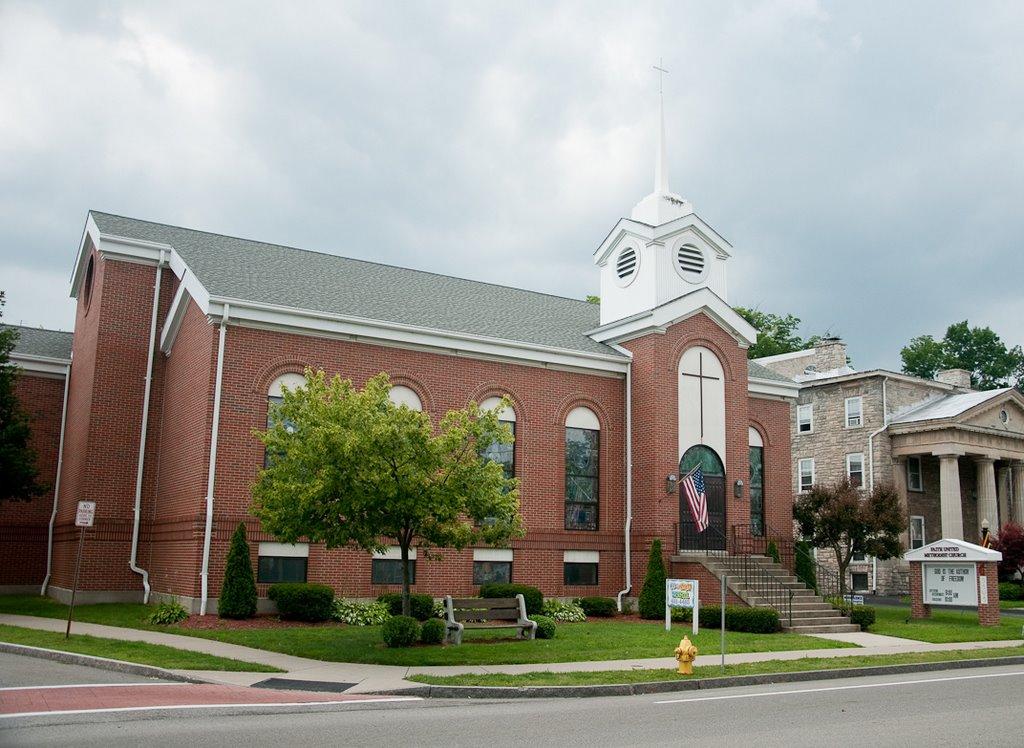 Faith United Methodist Church, Ланкастер
