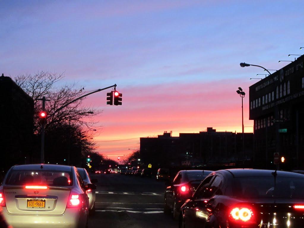 todays sunset, Лауренс