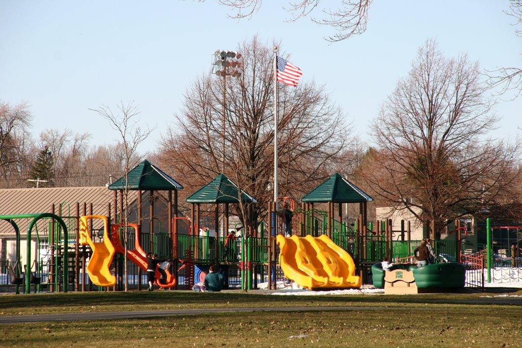 Playground, Onondaga Lake Park, Ливерпуль