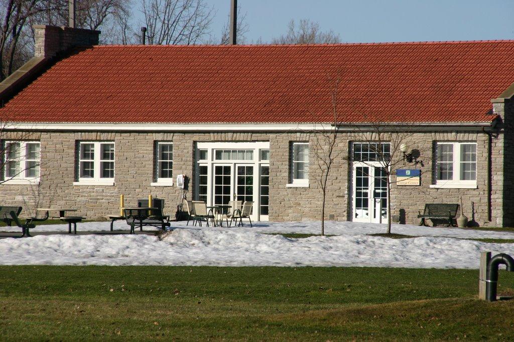 Visitor Center, Onondaga Lake Park, Ливерпуль
