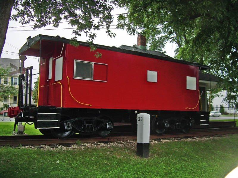 Lindenhurst 1901 Restored Railroad Depot, Линденхарст