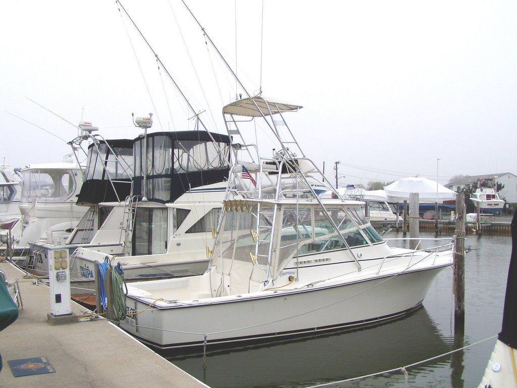 B Dock - Anchorage Marina, Линденхарст
