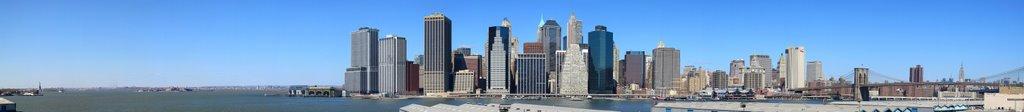 New York Skyline Panorama, Линелл-Мидаус