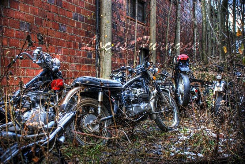 Motorcycle Alley, Локпорт