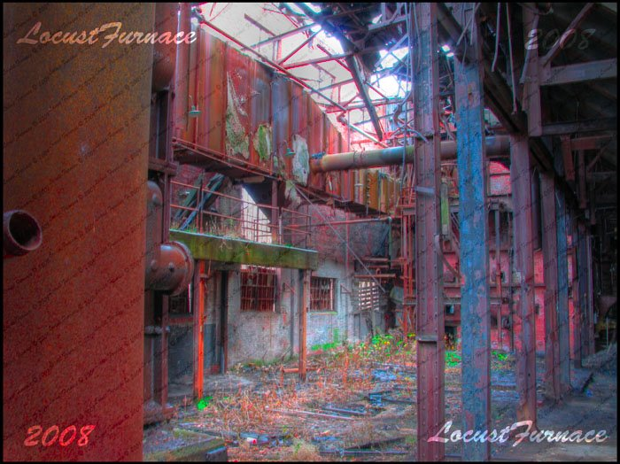 old Mill, Локпорт