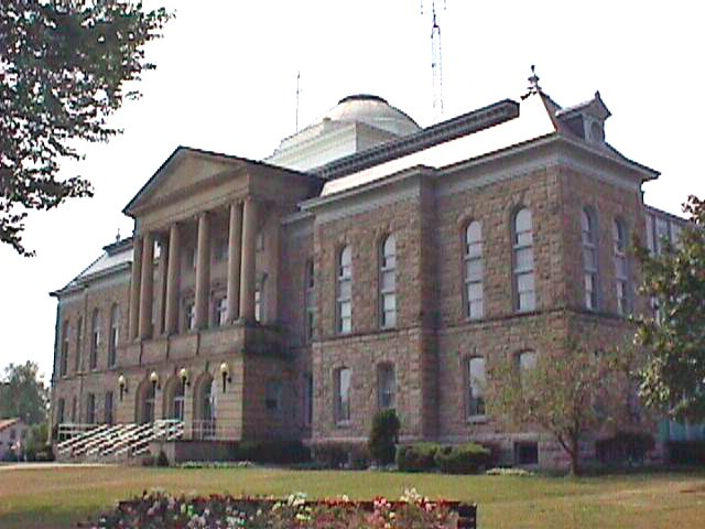 Niagara County Courthouse Lockport, Локпорт