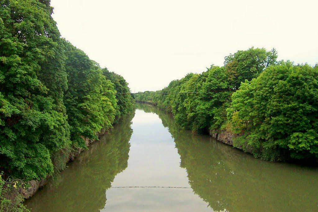 Erie Canal, Локпорт