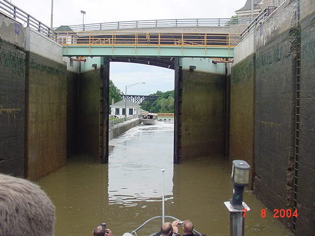 Erie Canal, Локпорт