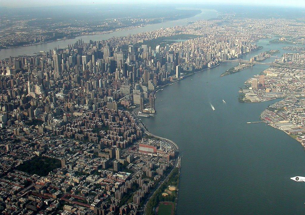 new york east side, Лонг-Айленд-Сити