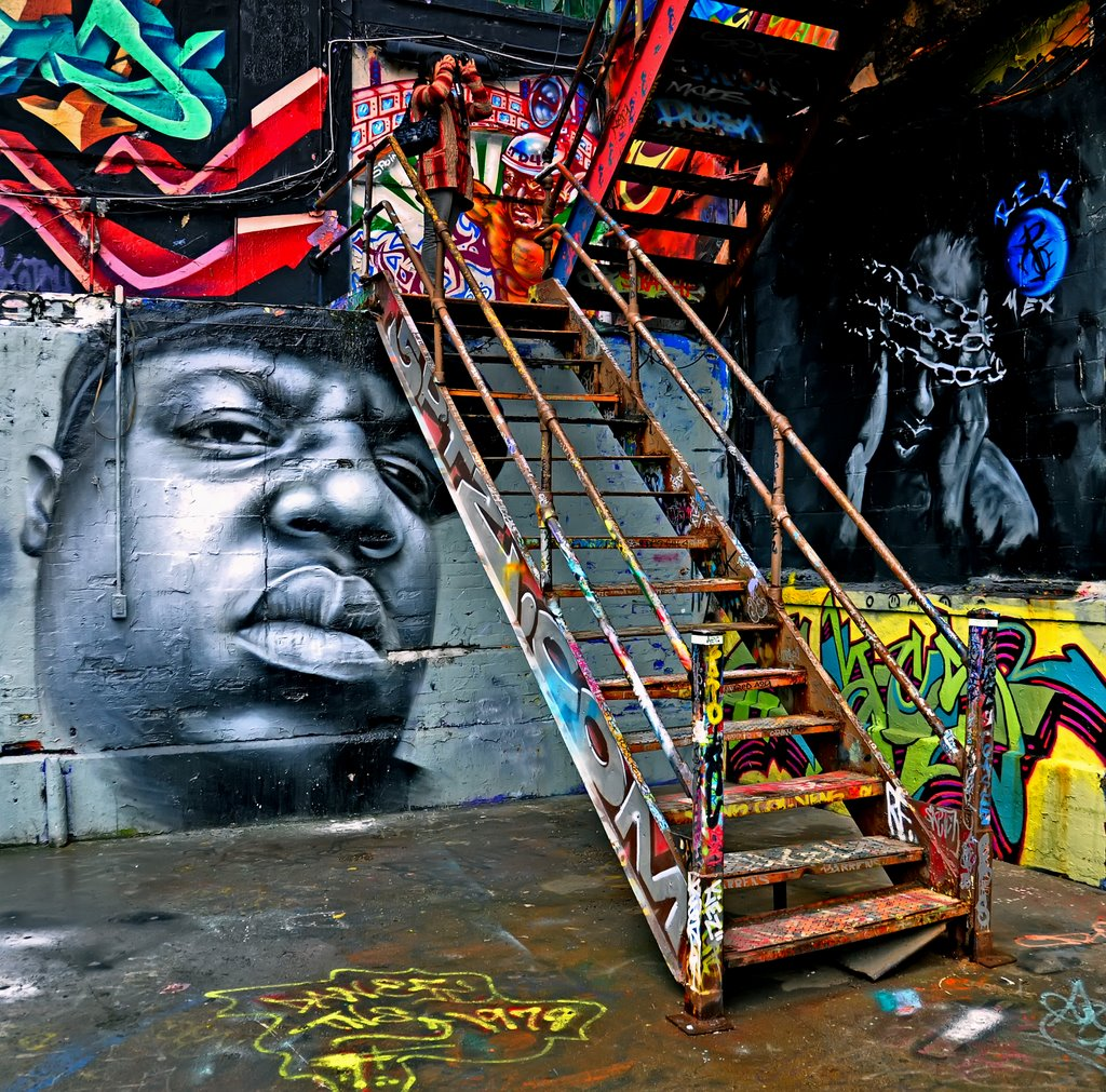 Graffiti, Лонг-Айленд-Сити