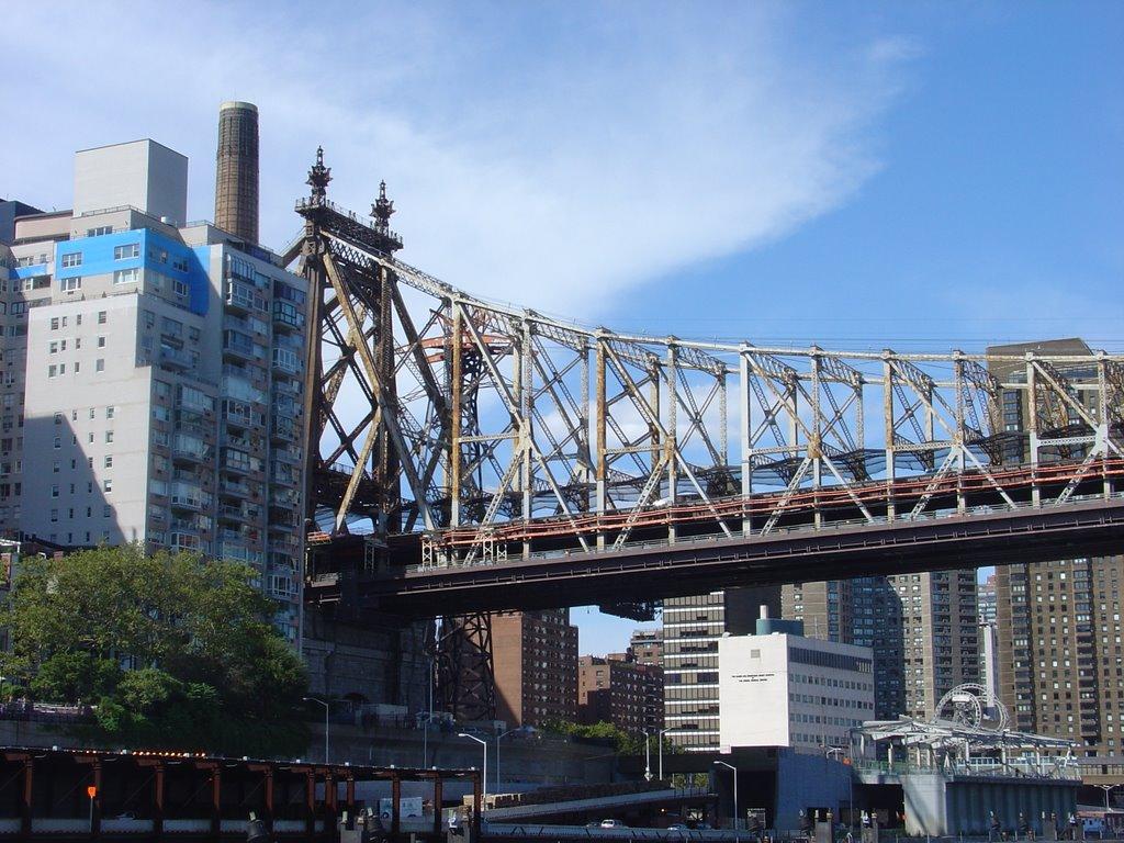 Queensboro Bridge, Лонг-Айленд-Сити
