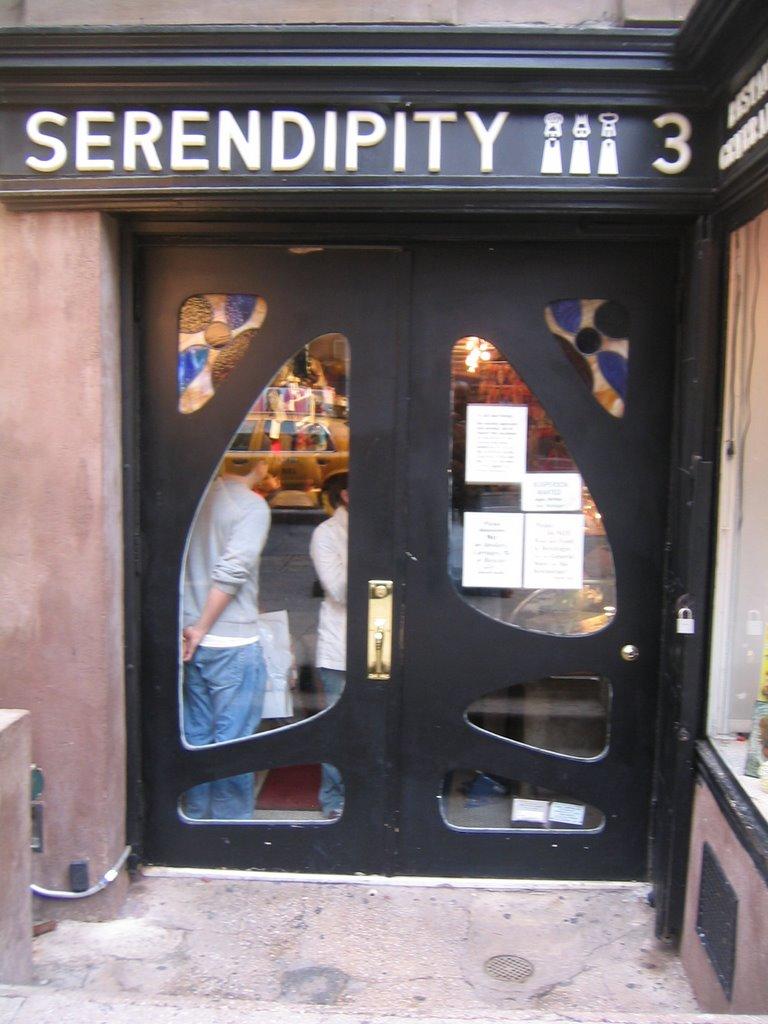 Serendipity, Лонг-Айленд-Сити