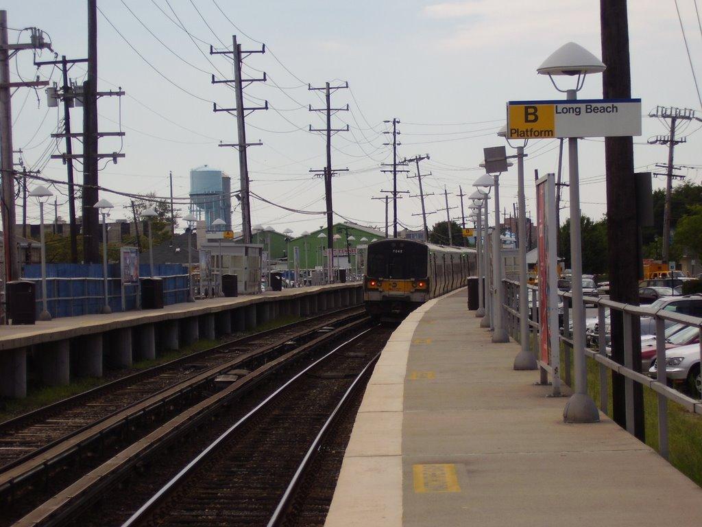 Island Park LIRR Station, Лонг-Бич