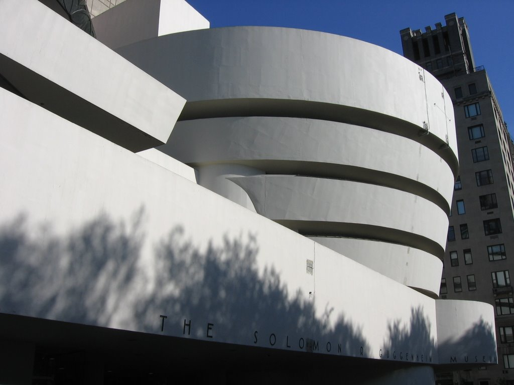 Solomon R. Guggenheim Museum, New York [003204], Манхаттан