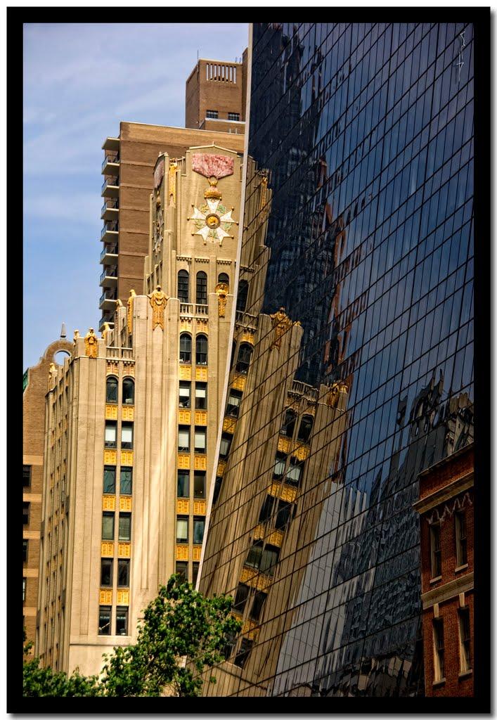 Chickering Building, Манхаттан