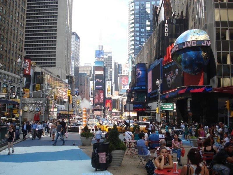 Times Square, New York, Манхаттан