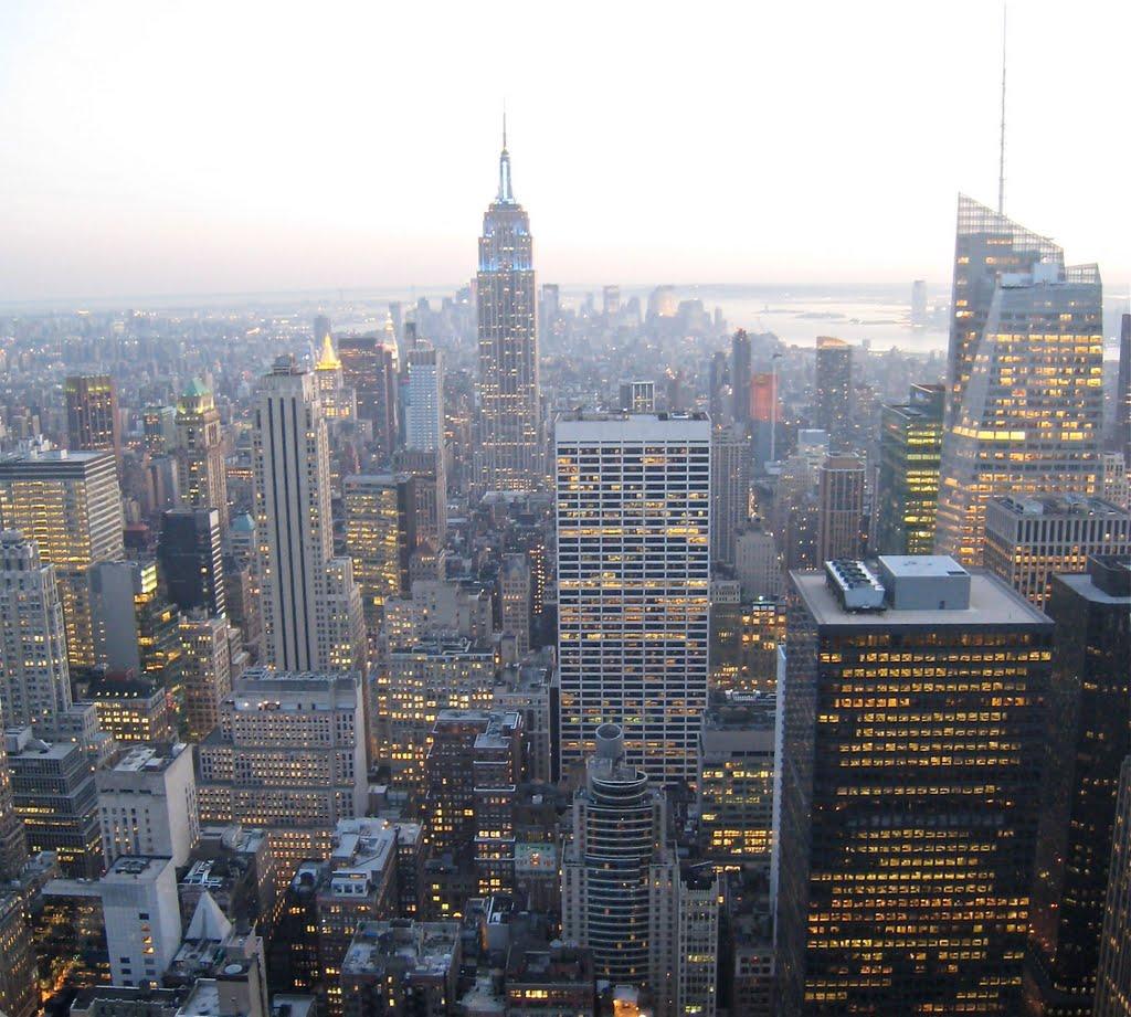 Manhattan., Манхаттан