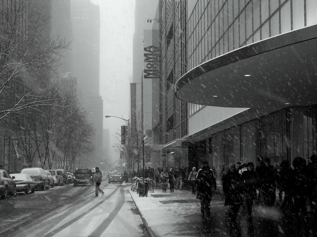 MoMA - New York 26-Dec-2010, Манхаттан