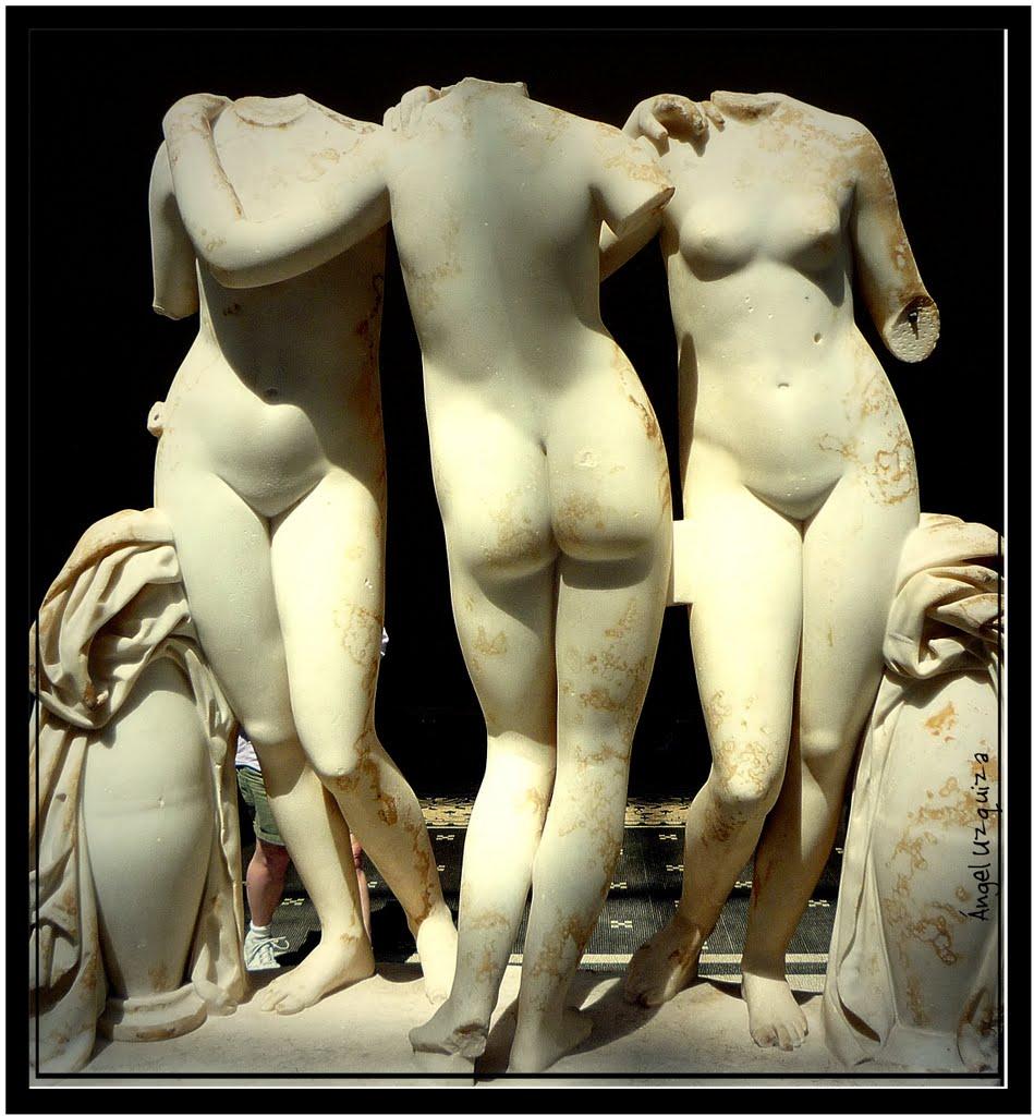 The Three Graces - Metropolitan Museum of Art - New York - NY, Манхаттан