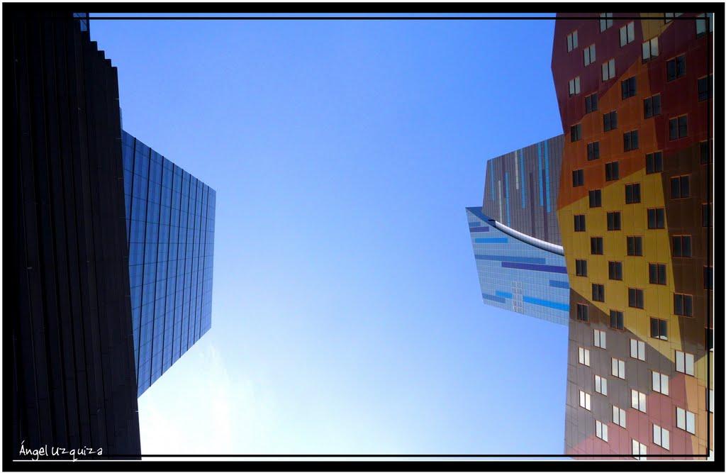 NY skyscraper - New York, Манхаттан