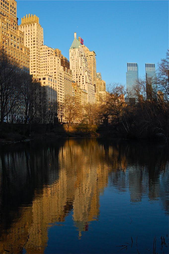 Central Park South, Манхаттан