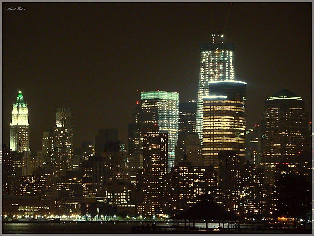 Manhattan - The Urban Jungle (* by Ahmet Bekir), Маркеллус