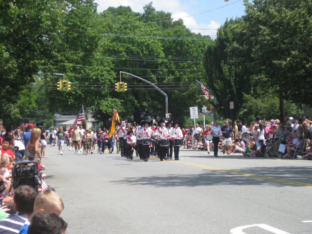 Massapequa Prk July 4 09 Parade, Массапеква