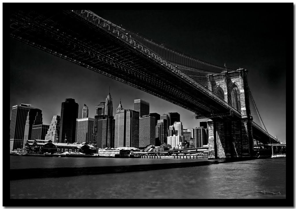 Black Brooklyn Bridge, Миддл-Хоуп