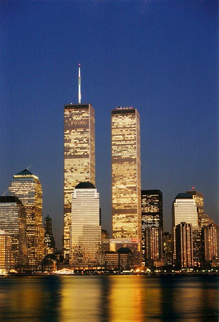 VIEW FROM HOBOKEN - NJ - 1999, Миддл-Хоуп