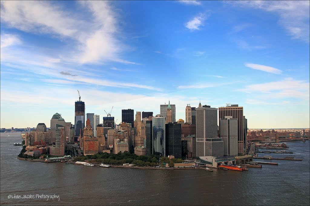 Manhattan, Миддл-Хоуп
