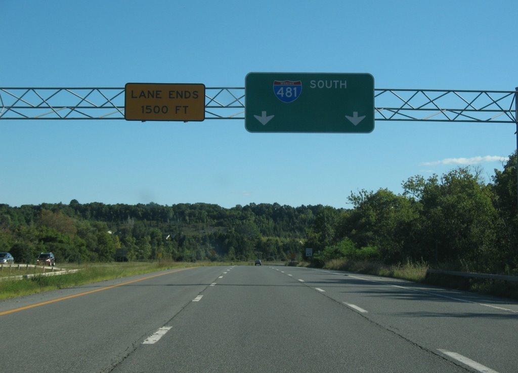 Lane Ends 1500 Feet, Миноа