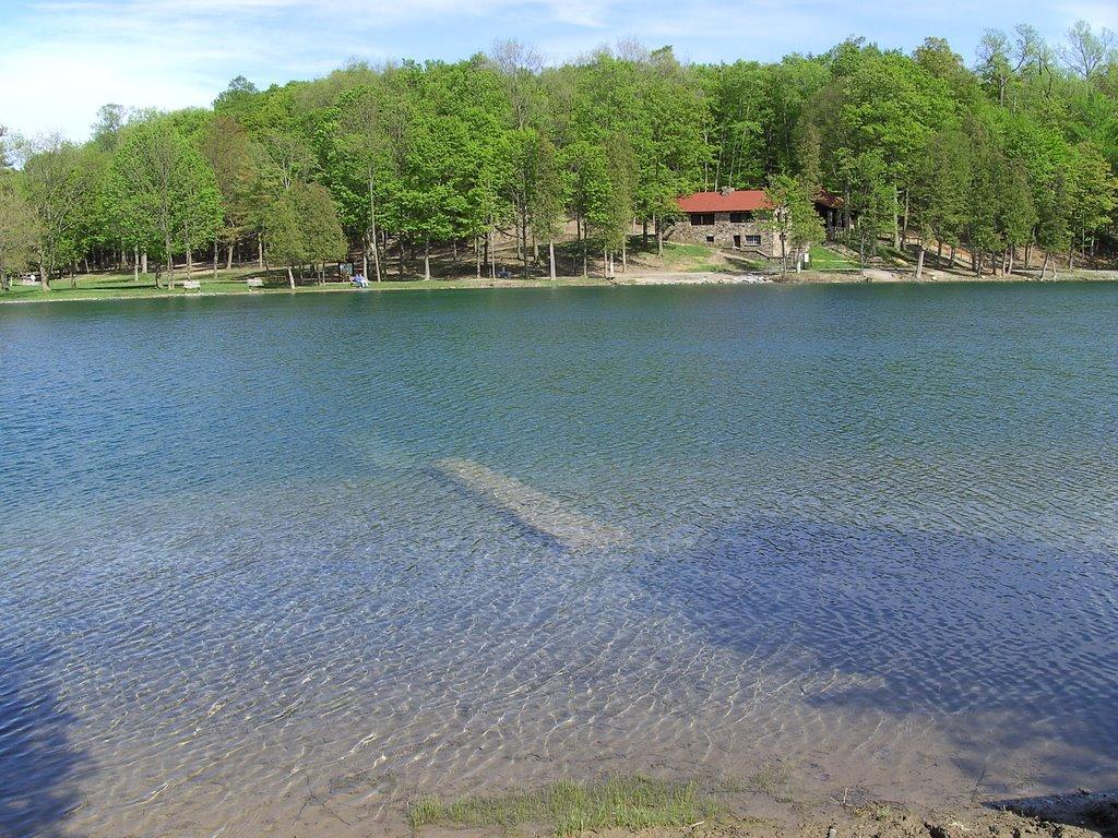 Green Lake, Миноа