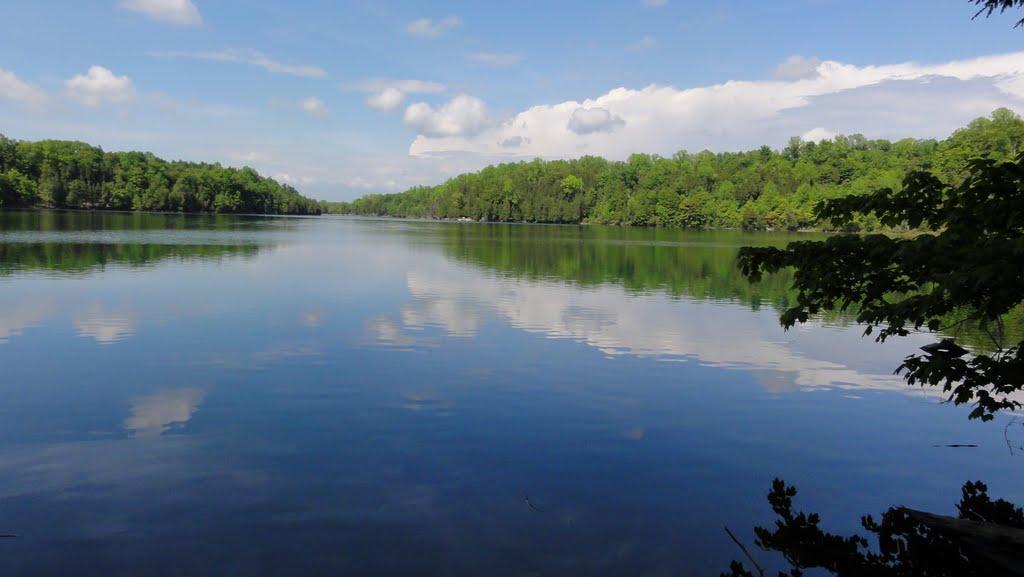 Green Lakes State Park, Миноа
