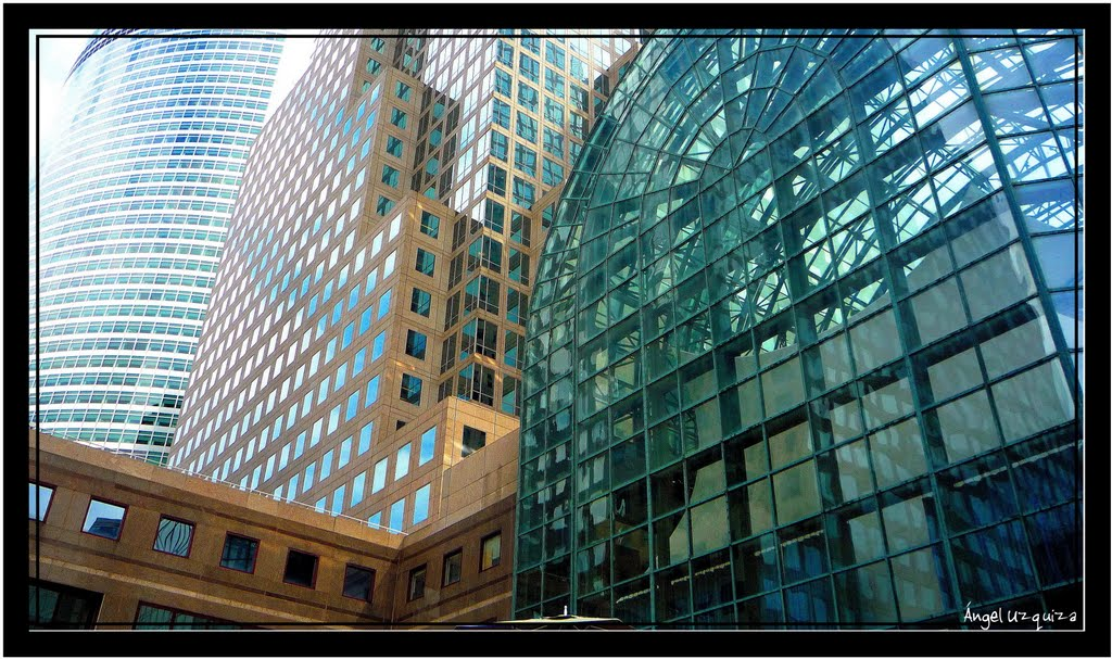 World Financial Center - New York - NY, Норт-Бэбилон